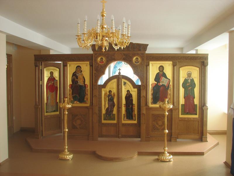 Приходская церковь свв. Варфоломея и Николая